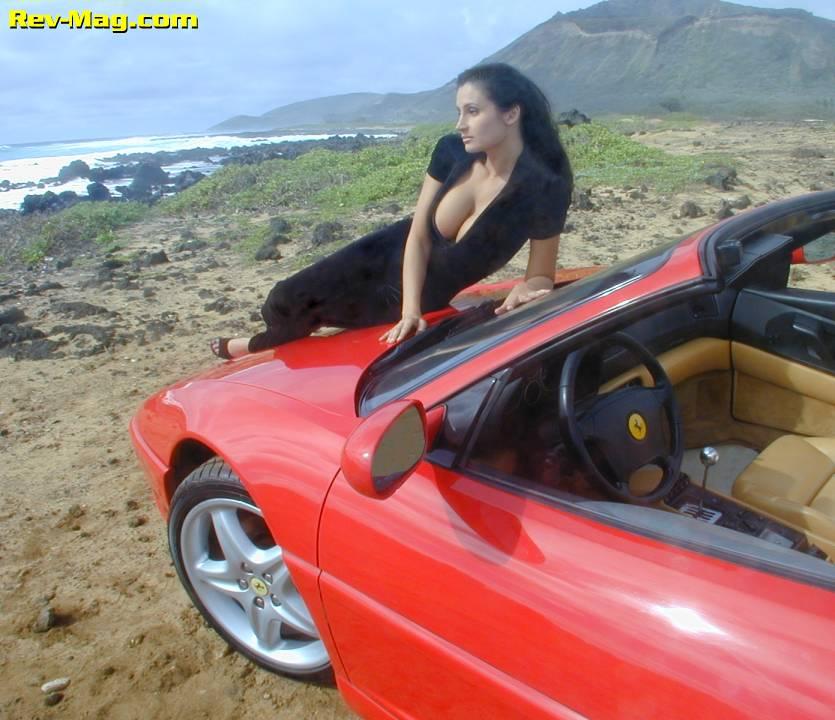 PhotoSale Rev Magazine Hot Models Cars And Motorcycles - Fast car magazine models